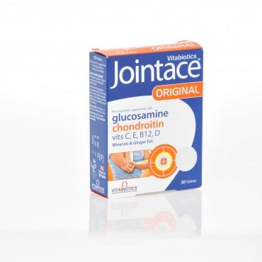 VITABIOTICS  Jointace Original-Glucosamine, Chondrotin 30 Tablets