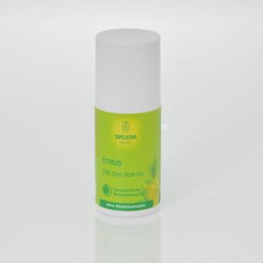 WELEDA Citrus 24hr Roll On Deodorant 50ml