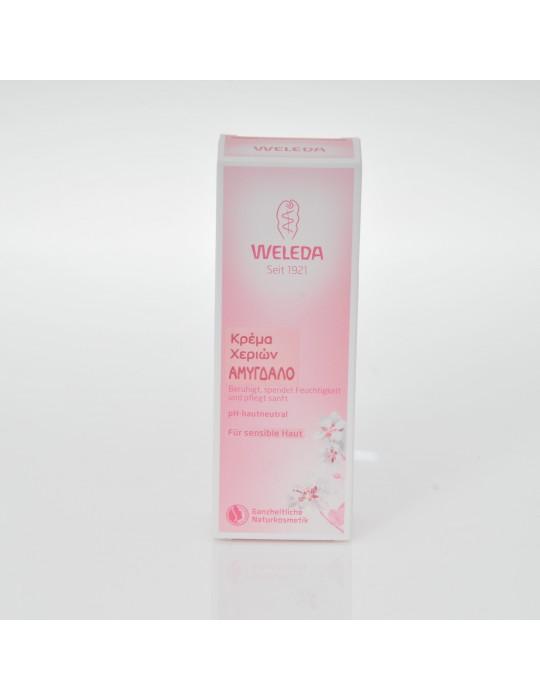 WELEDA Hand Cream Almond Sensitive Skin 50ml