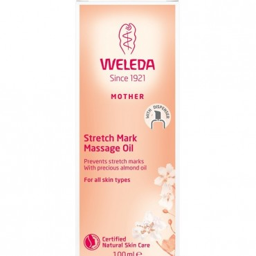 WELEDA Mother Strechmarks Oil 100ml