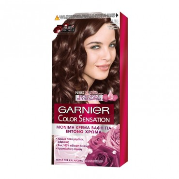 GARNIER COLOR SENSATION 4,15