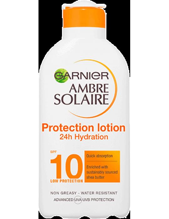 AMBRE SOLAIRE LAIT SPF10 200ML
